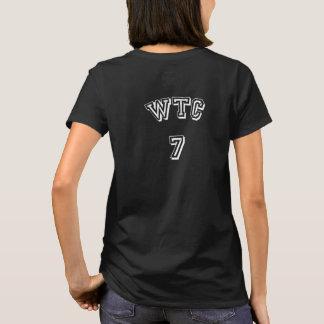 T-shirt noir du World Trade Center 7