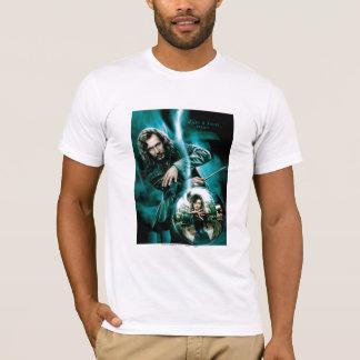 T-shirt Noir et Bellatrix Lestrange de Sirius