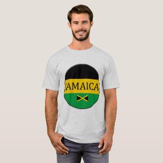 T-shirt Nom de marque de concepteur de la Jamaïque