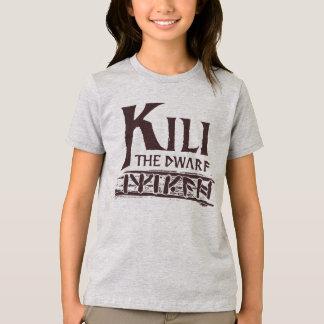 T-shirt Nom d'Erebor - de Kili