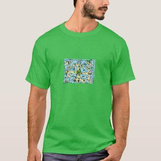 T-shirt nomade d'art