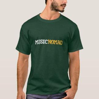 T-shirt Nomade de musique
