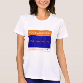 T-shirt Nombre fait sur commande de bavoir