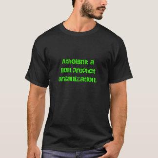 T-shirt Non prophète