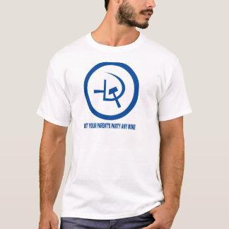 T-shirt Non votre partie de parents plus