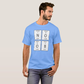 T-shirt Noob Element