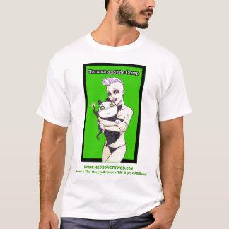 T-shirt Normand et la question 1 de fluage