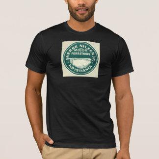 T-shirt norvégien vintage de logo
