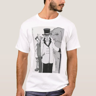 T-shirt Nosferatu de base