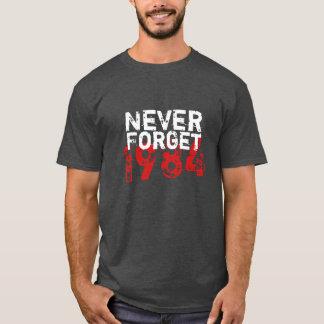 T-shirt N'oubliez jamais 1984