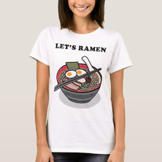 T-shirt Nouilles de Ramen