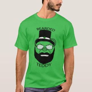T-shirt Nounours barbu du jour de St Patrick