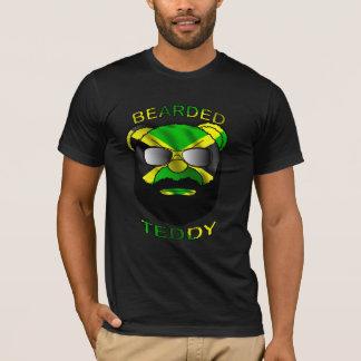 T-shirt Nounours barbu Jamaïque