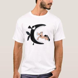 T-shirt Nourriture de C