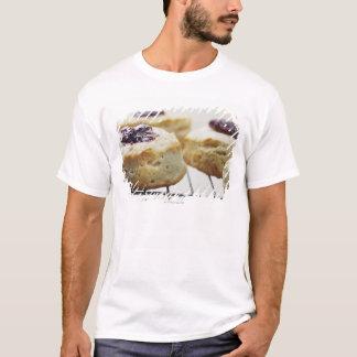 T-shirt Nourriture, nourriture et boisson, babeurre,