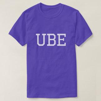 T-shirt Nourriture pourpre collégiale de Philippin