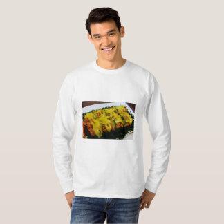 T-shirt Nourriture thaïlandaise je suis des crevettes