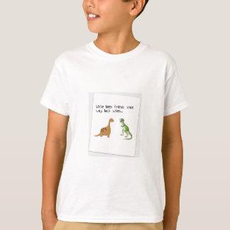 T-shirt Nous avons été des amis
