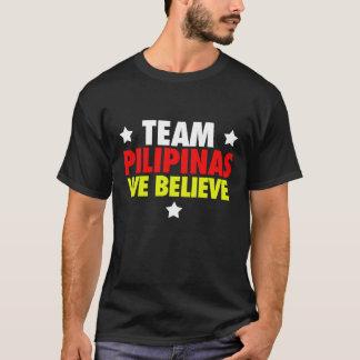 T-shirt Nous croyons