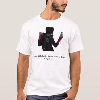 T-shirt Nous des enfants d'Emo savent vraiment se briser