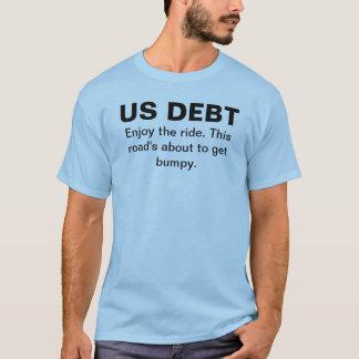 T-shirt Nous dette