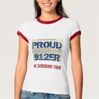 T-shirt Nous les entourons