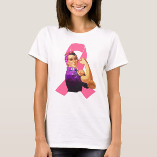 T-shirt Nous pouvons le faire des dames de chemise de