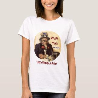 T-shirt Nous sommes   Tea'd, imposé assez déjà, Gl…