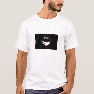 T-shirt Nous sommes tous demi fous We're all à morceau mad