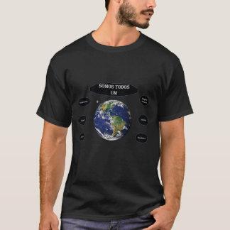 T-shirt Nous sommes tous Un