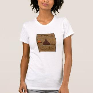 T-shirt Nous tous implorons le chocolat