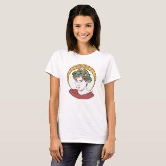 T-shirt Nouveau d'art d'Isak