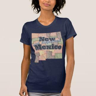 T-shirt nouveau et amélioré du Mexique