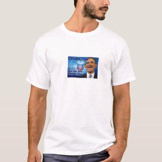 T-shirt Nouveau plan dentaire d'Obamacare