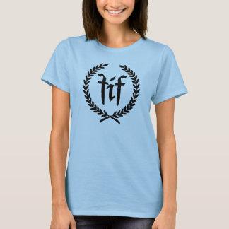 T-shirt nouvelle chemise de fille