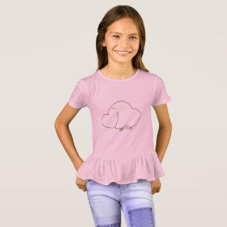T-shirt Nuage d'amour