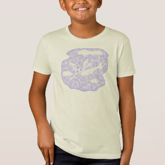 T-Shirt Nuage étranger
