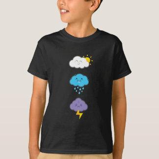T-shirt Nuages