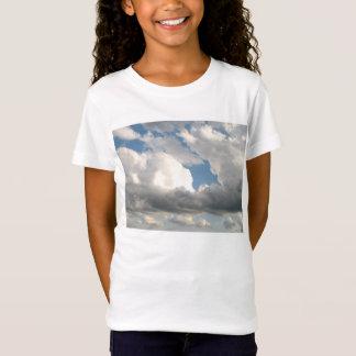 T-Shirt Nuages et ciel