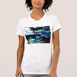 T-shirt Nuages martiens par KLM