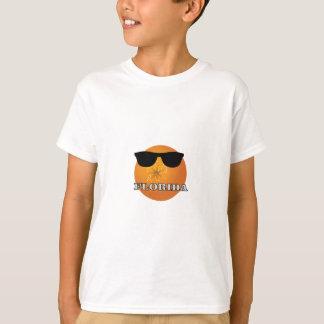 T-shirt nuances de la Floride