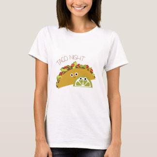 T-shirt Nuit de taco