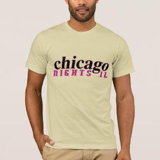 T-shirt Nuits classiques de Chicago