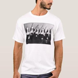 T-shirt nuns&guns