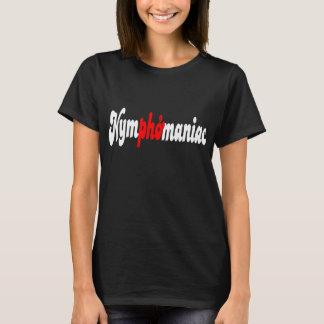 T-shirt Nymphomane