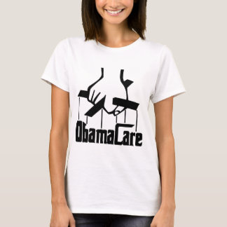 T-shirt ObamaCare - ficelles jointes