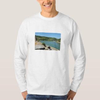 T-shirt Oberwesel au Rhin