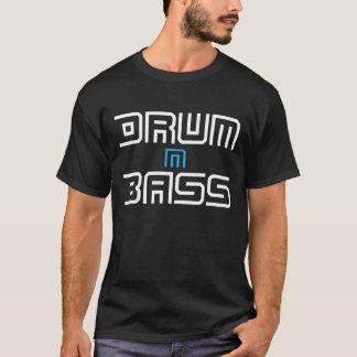 T-shirt Obscurité basse du tambour n