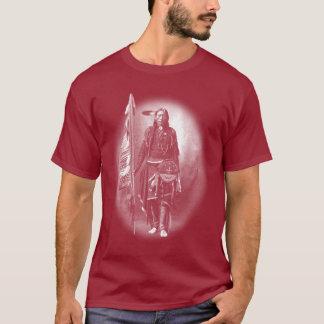 T-shirt Obscurité indienne indigène