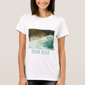 T-shirt Océan urbain